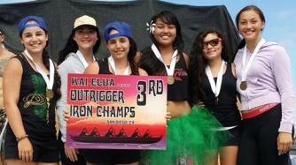 Medal winners 2014 junior girls