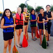 Keiki crew at Tempe Town Lake