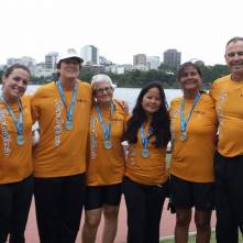 Rio paddlers 2014